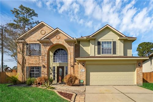 Photo of 4802 Winding Timbers Court, Humble, TX 77346 (MLS # 46090701)