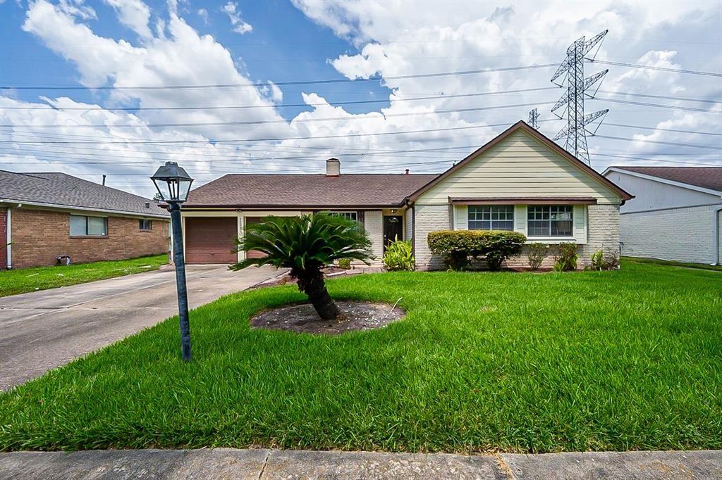 11242 Stroud Drive, Houston, TX 77072 - #: 56386702