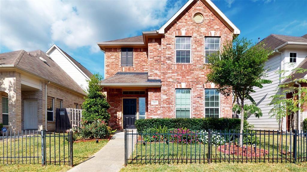 7503 W Golden Star Drive, Houston, TX 77083 - #: 96388702