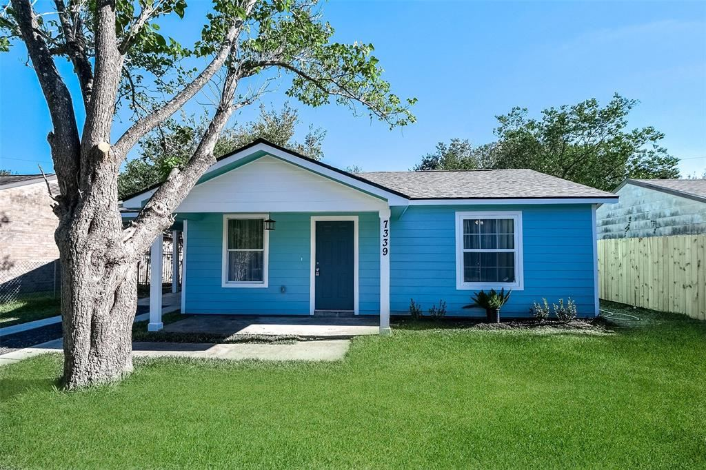 7339 Guadalcanal Road, Houston, TX 77033 - #: 88120703