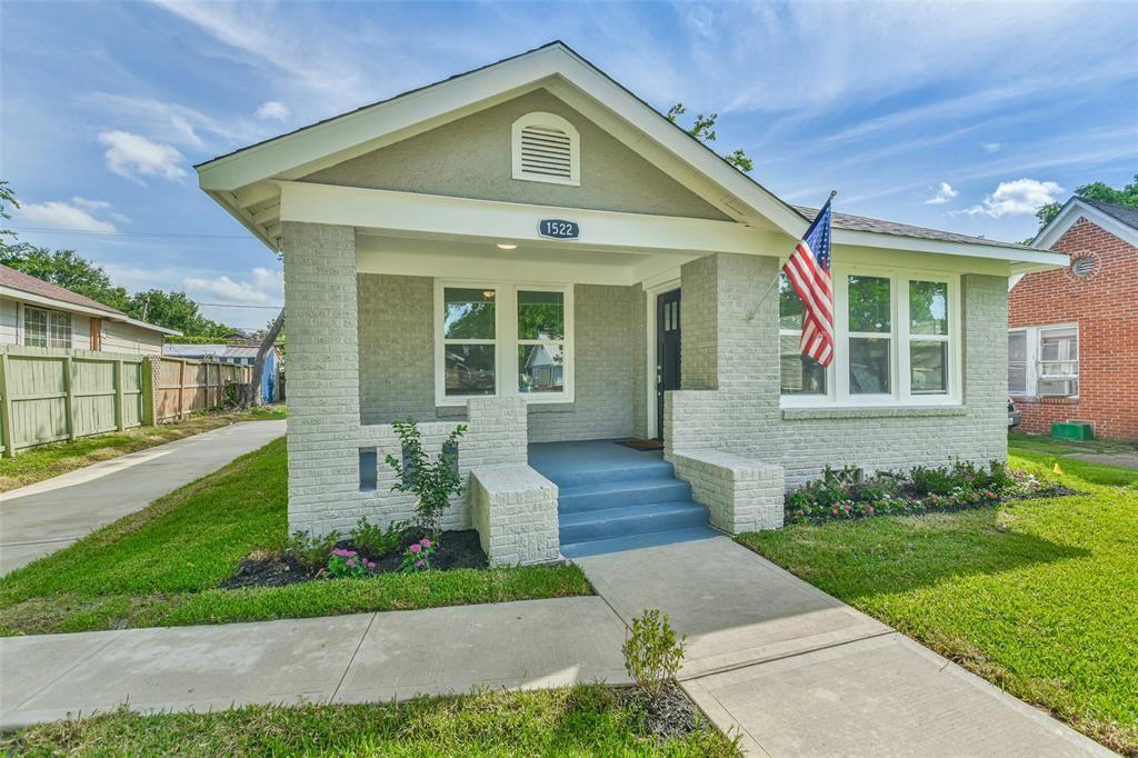 Photo for 1522 Munger Street, Houston, TX 77023 (MLS # 16331704)