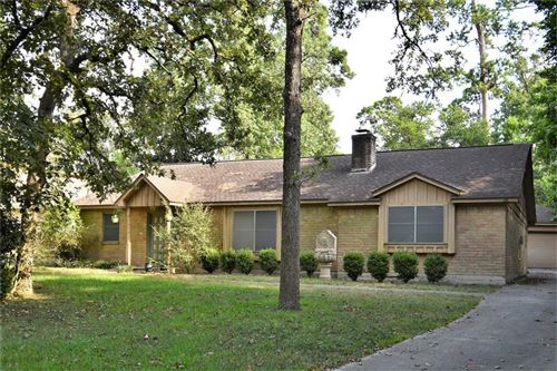 Photo of 418 Brook Hollow Drive, Conroe, TX 77385 (MLS # 11663705)