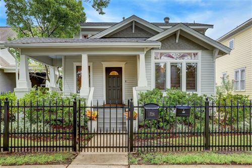 Photo of 726 Columbia Street, Houston, TX 77007 (MLS # 52243708)