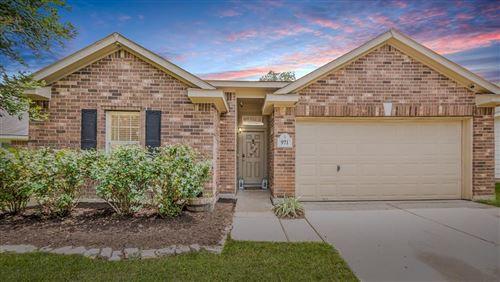 Photo of 971 Oak Terrace Drive, Conroe, TX 77378 (MLS # 62881708)