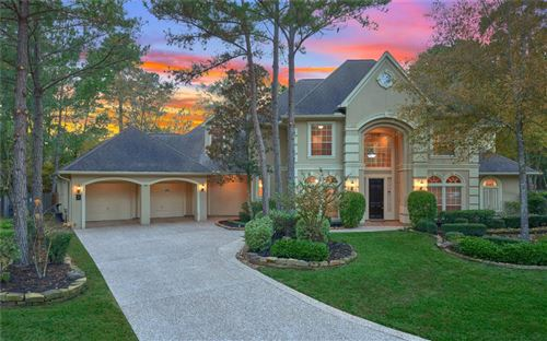 Photo of 3 Gilded Pond Place, The Woodlands, TX 77381 (MLS # 93373708)