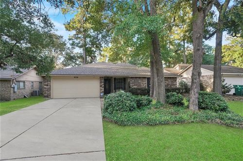 Photo of 426 Stephen F Austin Drive, Conroe, TX 77302 (MLS # 52642710)