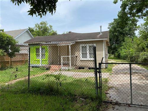 Photo of 4110 Bluegrass Street, Houston, TX 77018 (MLS # 97098712)