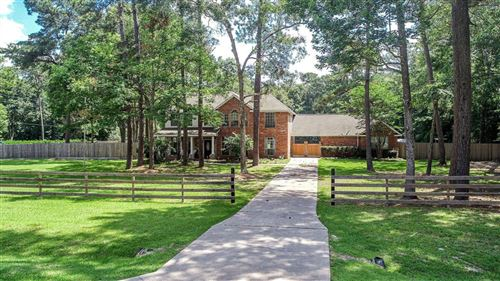 Photo of 23876 Northcrest Trail, New Caney, TX 77357 (MLS # 35704713)