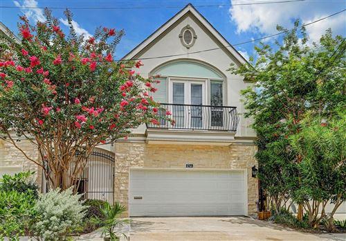 Photo of 4234 Drake Street #A, Houston, TX 77005 (MLS # 70935716)