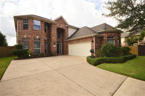 Photo of 2811 Marble Brook Lane, Pearland, TX 77584 (MLS # 81842717)