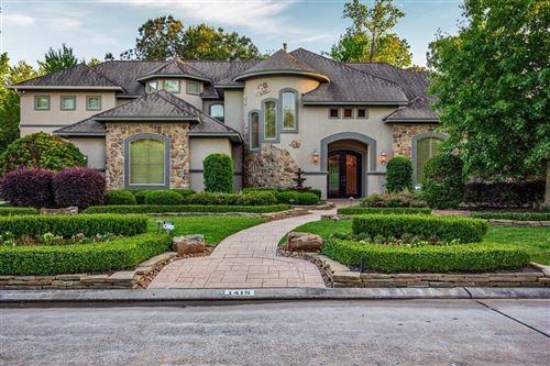 Photo of 1415 Graystone Creek Court, Kingwood, TX 77345 (MLS # 44715718)
