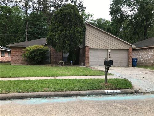 Photo of 7918 Barnhill Drive, Humble, TX 77338 (MLS # 57970718)