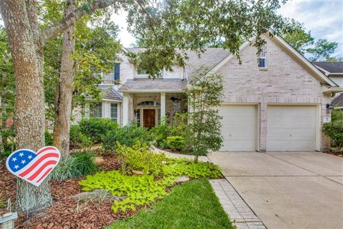 Photo of 91 E Whistlers Bend Circle, The Woodlands, TX 77384 (MLS # 78661718)