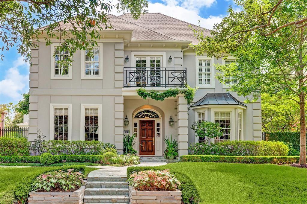 1803 South Boulevard, Houston, TX 77098 - MLS#: 11385718