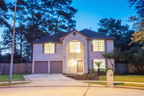 Photo of 14207 Cypress Meadow Drive, Cypress, TX 77429 (MLS # 6189719)