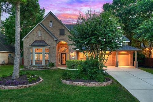 Photo of 19 Wildever Place, The Woodlands, TX 77382 (MLS # 40570720)