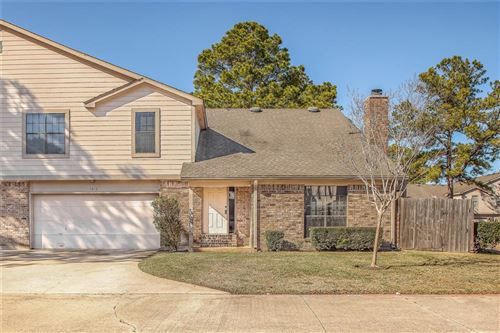 Photo of 7812 Theissetta Drive #110, Spring, TX 77379 (MLS # 27814721)