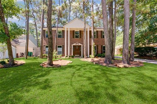 Photo of 23 Sylvan Forest Drive, The Woodlands, TX 77381 (MLS # 85806721)
