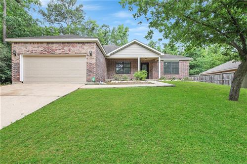 Photo of 12142 Mustang Avenue, Willis, TX 77378 (MLS # 73645722)