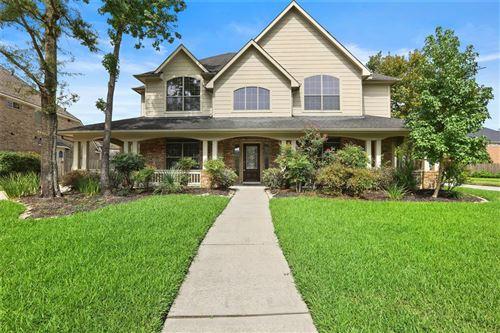 Photo of 15502 Stone Gables Lane, Houston, TX 77044 (MLS # 10310724)