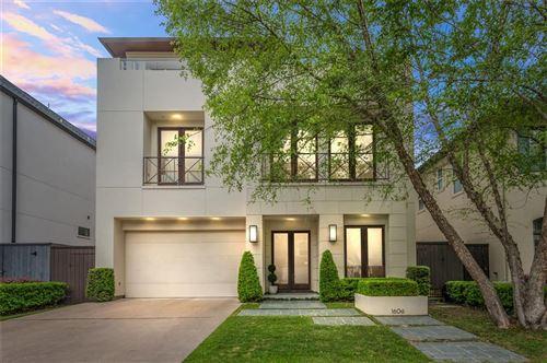 Photo of 1606 Morse Street, Houston, TX 77019 (MLS # 37979728)