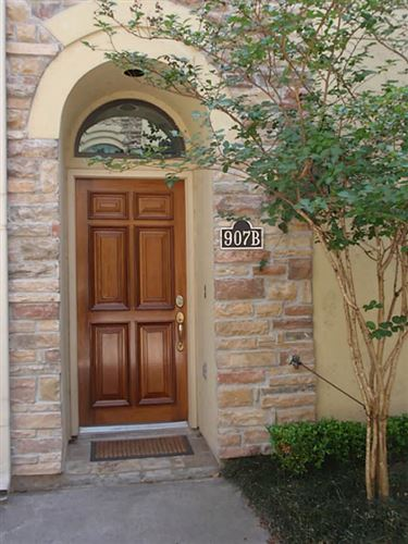 Photo of 907 Knox Street #B, Houston, TX 77007 (MLS # 48813729)