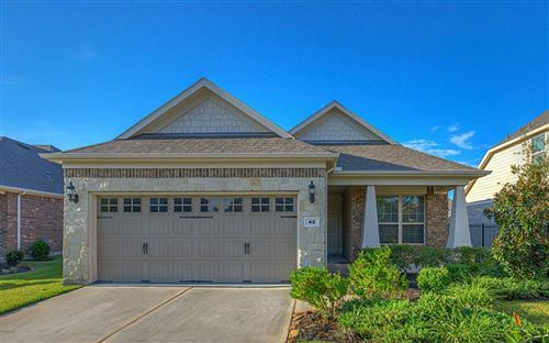 Photo of 42 Tidwillow Place, The Woodlands, TX 77375 (MLS # 9380729)