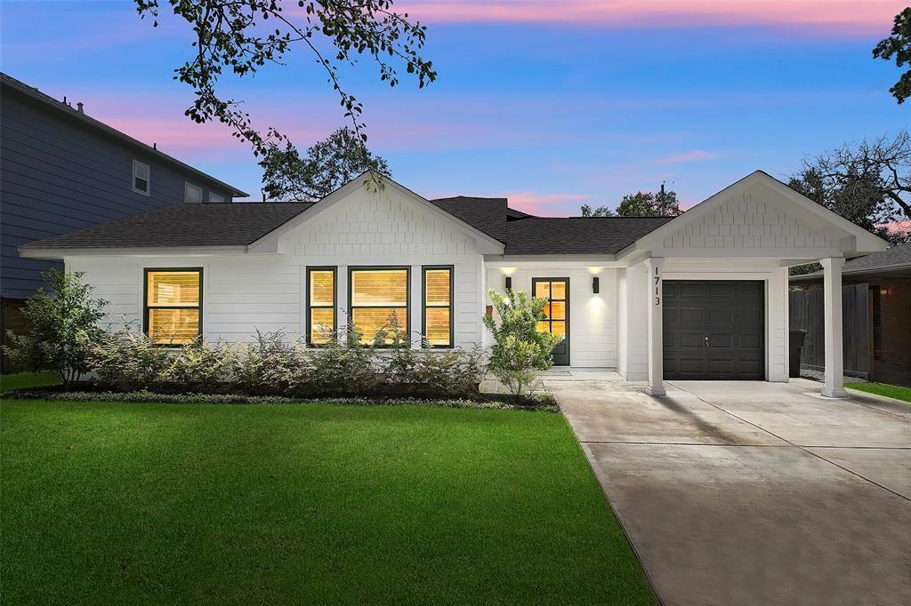 1713 Ebony Lane, Houston, TX 77018 - #: 33337729