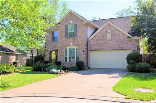 Photo of 15 Knotwood Place, The Woodlands, TX 77382 (MLS # 55637734)