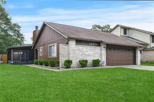Photo of 16614 Capewood Drive, Humble, TX 77396 (MLS # 40418736)