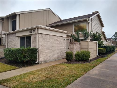 Photo of 11502 Village Place Drive #108, Houston, TX 77077 (MLS # 62162737)