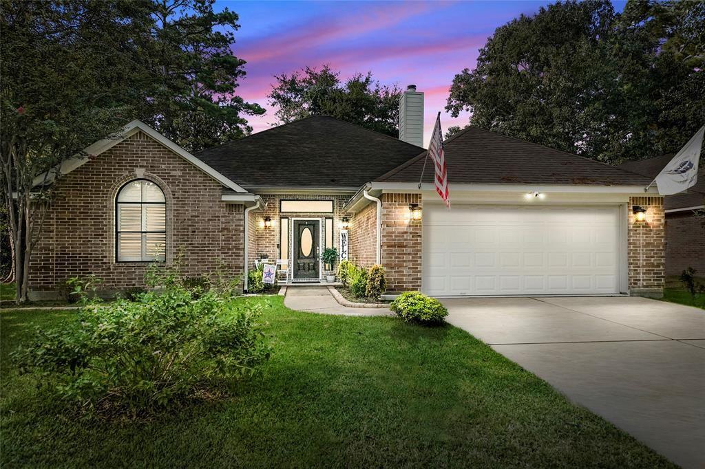 Photo for 3223 Hemingway Drive, Montgomery, TX 77356 (MLS # 53879737)