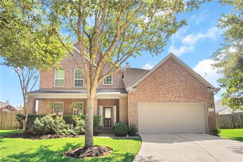 Photo of 13101 Silhouette Bay Court, Pearland, TX 77584 (MLS # 84804739)