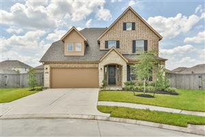 Photo of 10003 Open Slope Court, Humble, TX 77396 (MLS # 90736739)