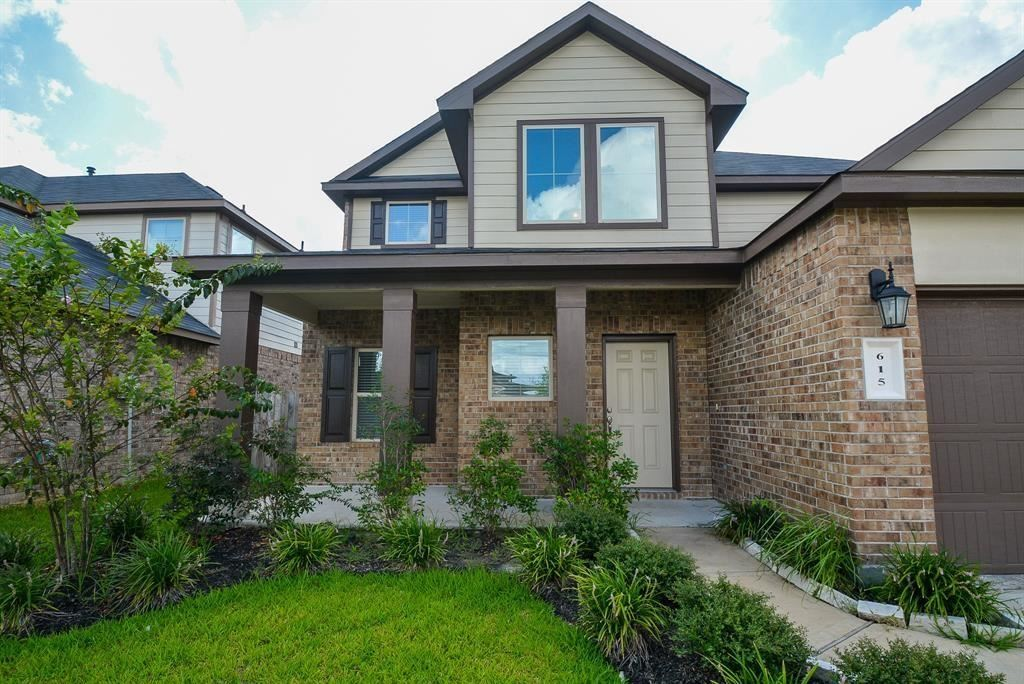 615 Longstreet Drive, Rosenberg, TX 77469 - #: 52584739
