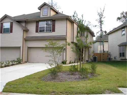 Photo of 134 N Burberry Park Circle, The Woodlands, TX 77382 (MLS # 30638740)