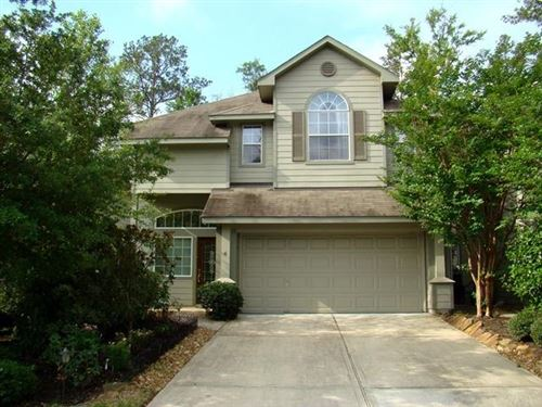 Photo of 6 Baccara Place, The Woodlands, TX 77384 (MLS # 63252742)