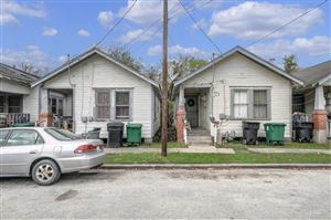 Photo of 3514 & 3516 Nagle, Houston, TX 77004 (MLS # 20395743)