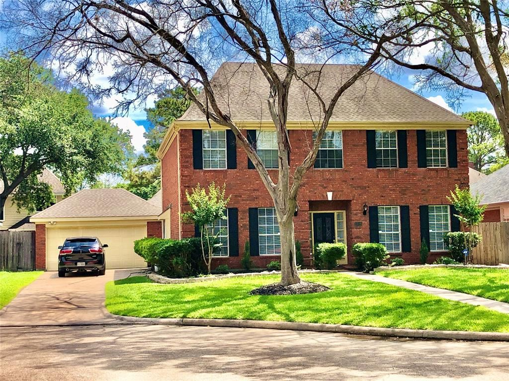 8126 Brighton Place Ct Court, Houston, TX 77095 - #: 97112744