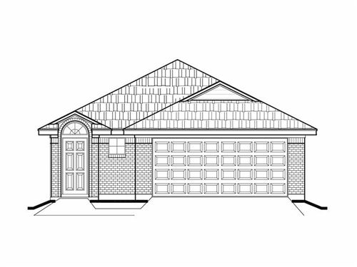 Photo of 2610 Old Draw Drive, Humble, TX 77396 (MLS # 999747)