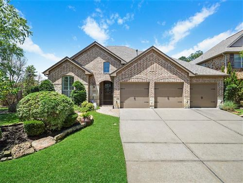 Photo of 3 Sheephorn Court, The Woodlands, TX 77354 (MLS # 40602749)