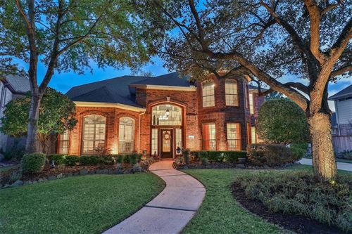 Photo of 9507 Ashdown Forest Drive, Spring, TX 77379 (MLS # 90885749)