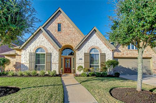 Photo of 13615 Becket Bluff Court, Pearland, TX 77584 (MLS # 26800752)