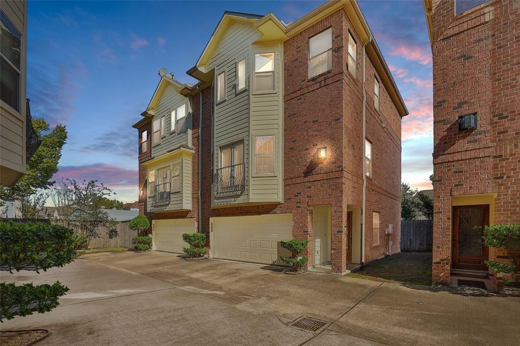 909 W 21st Street #C, Houston, TX 77008 - MLS#: 94294753