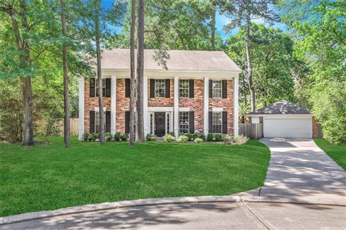 Photo of 10 Reedy Pond Court, The Woodlands, TX 77381 (MLS # 52824754)