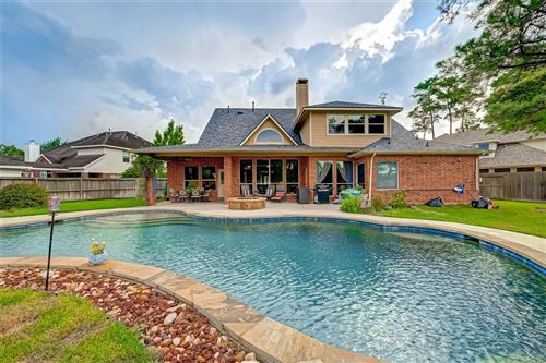 Photo of 12503 Village Crest Court, Tomball, TX 77377 (MLS # 53856757)