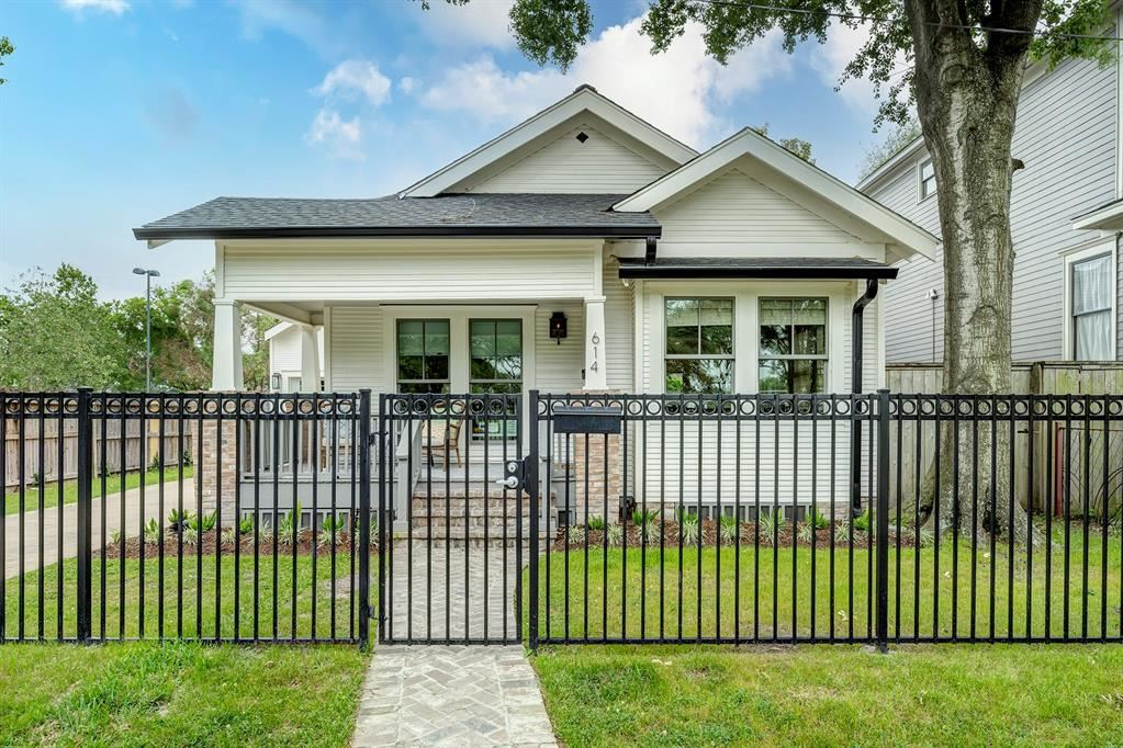 614 E 13th Street, Houston, TX 77008 - #: 8567757