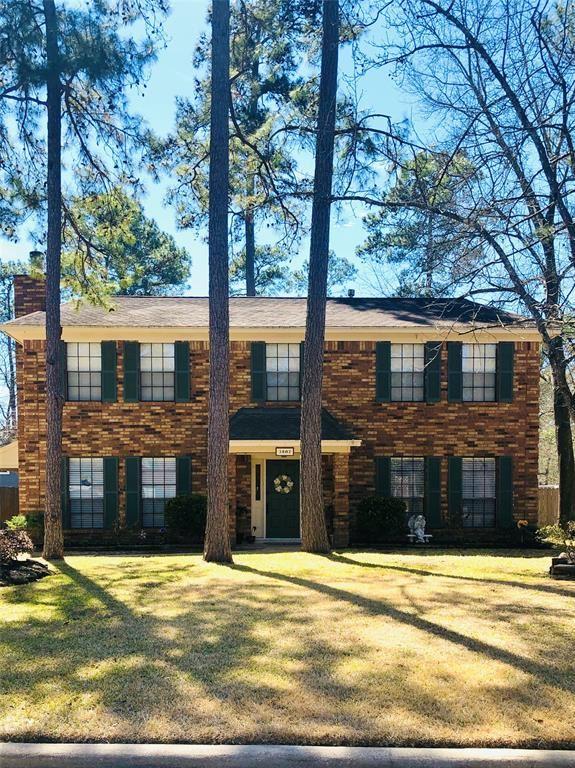 3802 Spruce Glen Drive, Kingwood, TX 77339 - #: 10183758