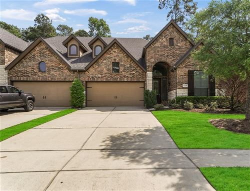 Photo of 12229 Valley Lodge Parkway, Humble, TX 77346 (MLS # 90934759)
