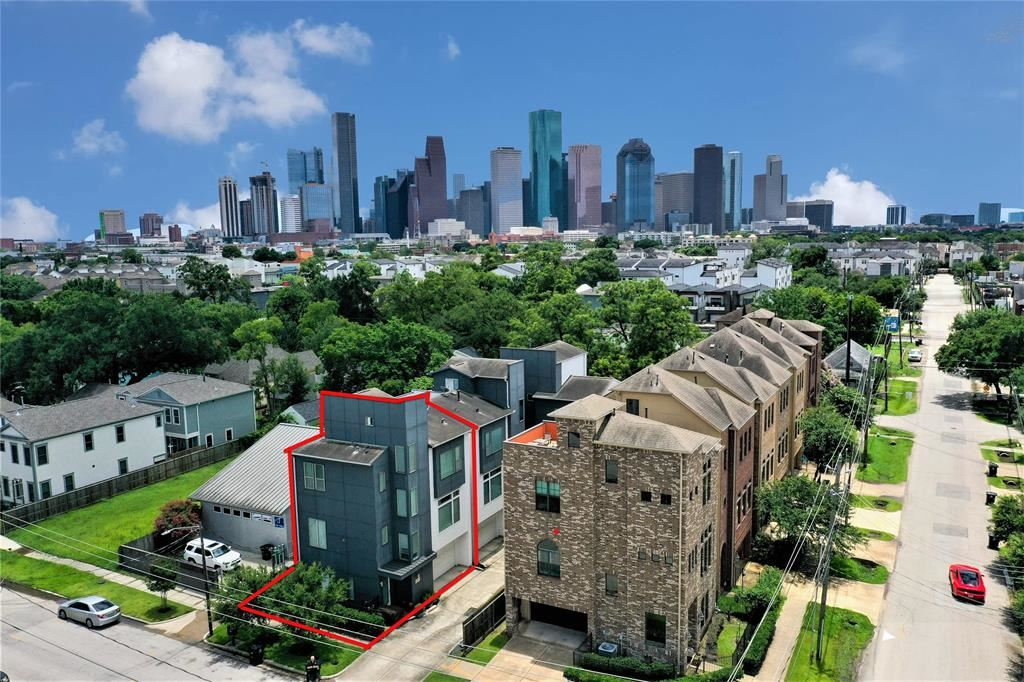 1817 Crockett Street #C, Houston, TX 77007 - #: 827759